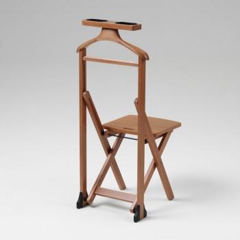 Вешалка стул для одежды напольная